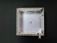 Επικαθήμενα πλαστικά με μετώπη αλουμινίου